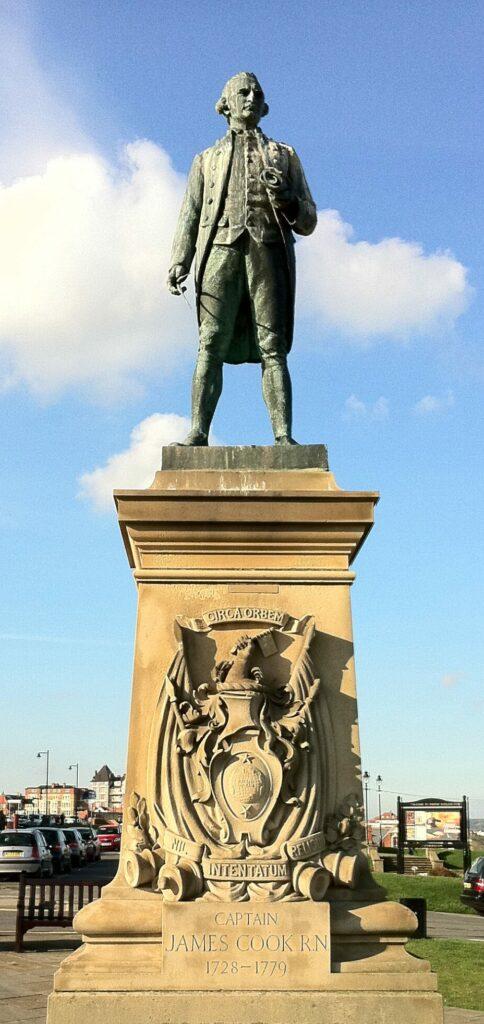 Captain James Cook