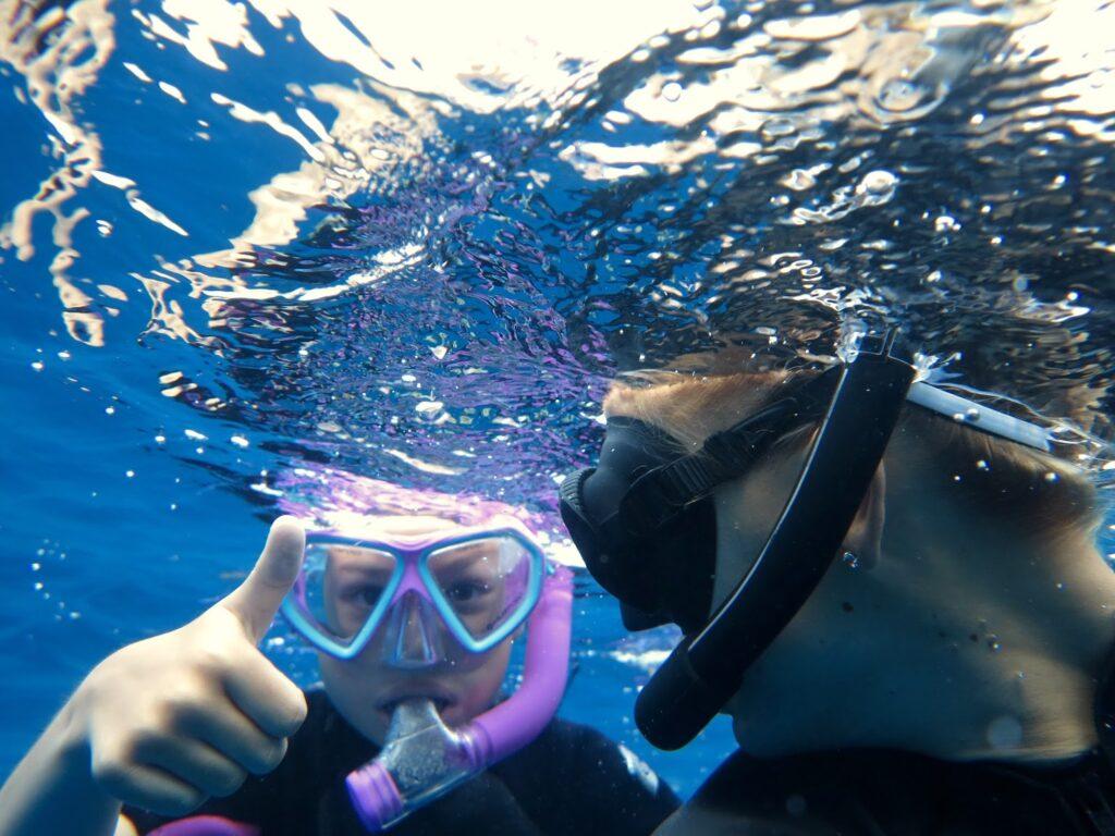 Snorkeling tours in Kona Hawaii